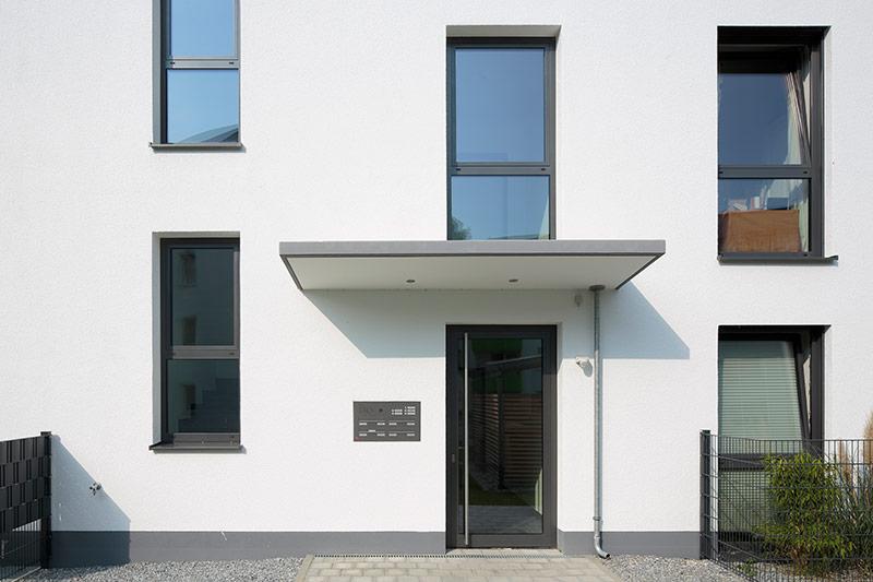 alumiiniovet alumiini-ikkunat